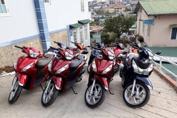 Top 5 địa điểm cho thuê xe máy Đà Lạt uy tín