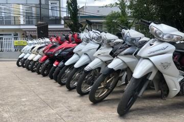 Dịch vụ cho thuê xe máy Đà Lạt chất lượng giá rẻ